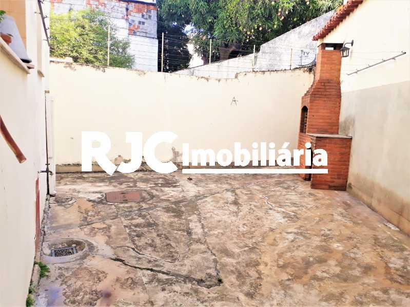 FOTO 3 - Casa 4 quartos à venda Rio Comprido, Rio de Janeiro - R$ 890.000 - MBCA40157 - 4