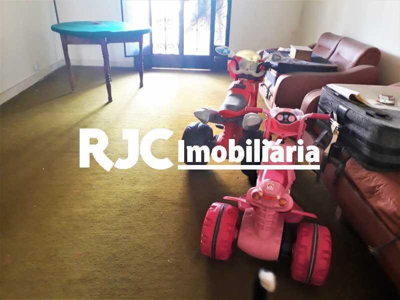 FOTO 4 - Casa 4 quartos à venda Rio Comprido, Rio de Janeiro - R$ 890.000 - MBCA40157 - 5