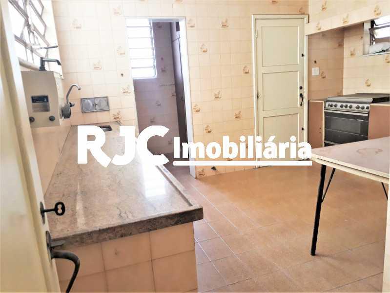 FOTO 7 - Casa 4 quartos à venda Rio Comprido, Rio de Janeiro - R$ 890.000 - MBCA40157 - 8