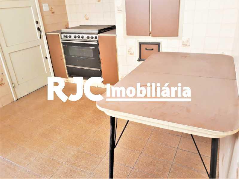 FOTO 8 - Casa 4 quartos à venda Rio Comprido, Rio de Janeiro - R$ 890.000 - MBCA40157 - 9