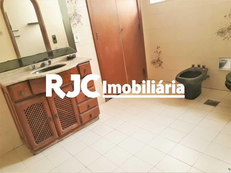 FOTO 9 - Casa 4 quartos à venda Rio Comprido, Rio de Janeiro - R$ 890.000 - MBCA40157 - 10