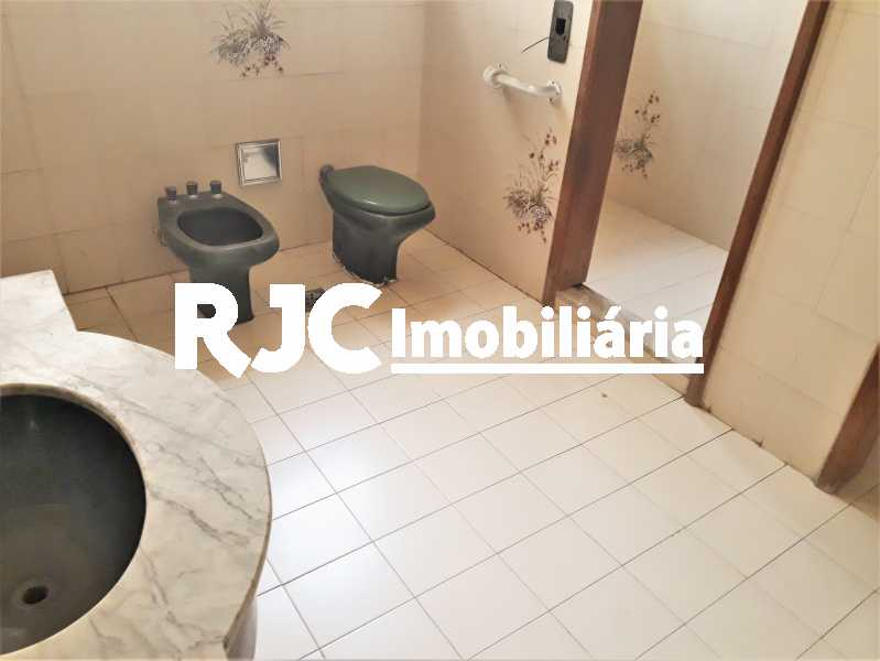 FOTO 10 - Casa 4 quartos à venda Rio Comprido, Rio de Janeiro - R$ 890.000 - MBCA40157 - 11