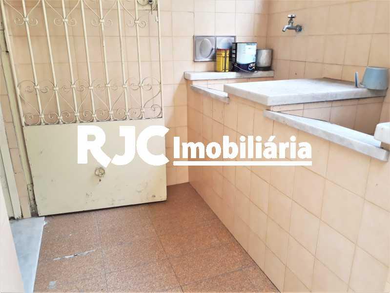 FOTO 11 - Casa 4 quartos à venda Rio Comprido, Rio de Janeiro - R$ 890.000 - MBCA40157 - 12