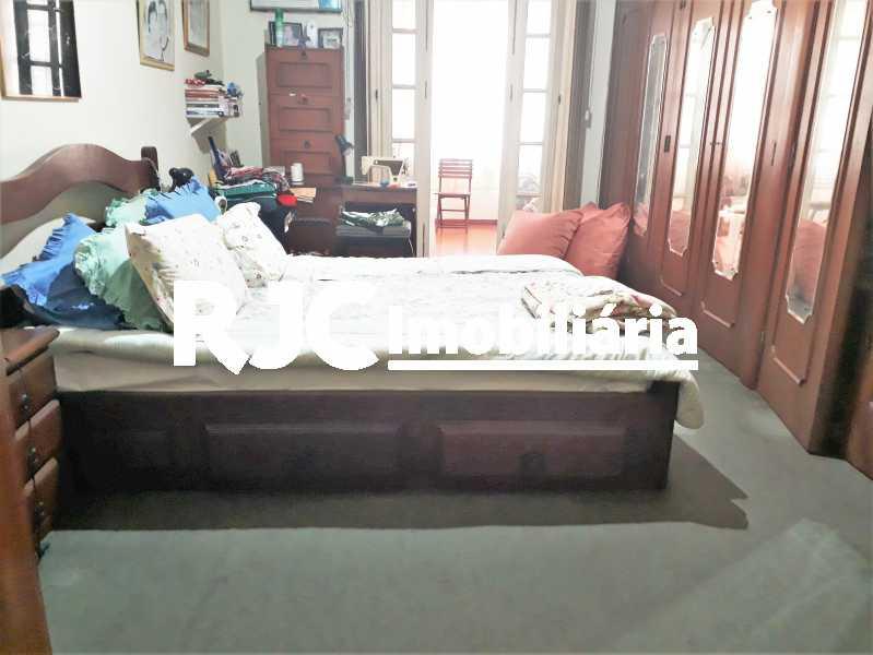 FOTO 13 - Casa 4 quartos à venda Rio Comprido, Rio de Janeiro - R$ 890.000 - MBCA40157 - 14