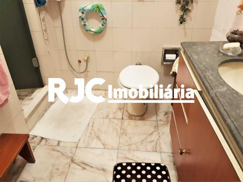 FOTO 15 - Casa 4 quartos à venda Rio Comprido, Rio de Janeiro - R$ 890.000 - MBCA40157 - 16