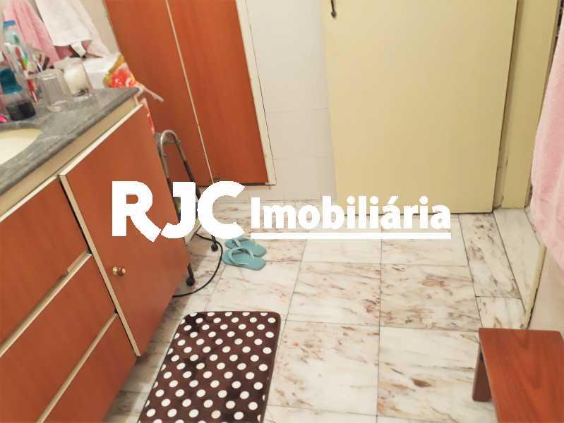 FOTO 16 - Casa 4 quartos à venda Rio Comprido, Rio de Janeiro - R$ 890.000 - MBCA40157 - 17