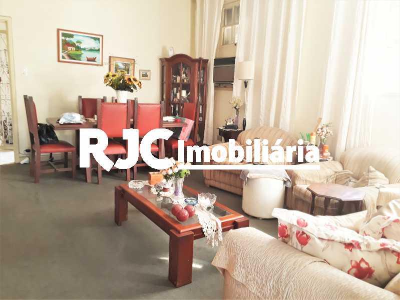 FOTO 17 - Casa 4 quartos à venda Rio Comprido, Rio de Janeiro - R$ 890.000 - MBCA40157 - 18