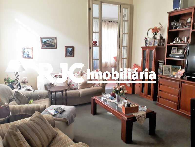 FOTO 18 - Casa 4 quartos à venda Rio Comprido, Rio de Janeiro - R$ 890.000 - MBCA40157 - 19