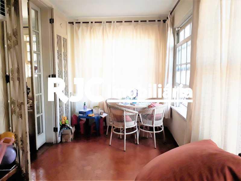 FOTO 19 - Casa 4 quartos à venda Rio Comprido, Rio de Janeiro - R$ 890.000 - MBCA40157 - 20