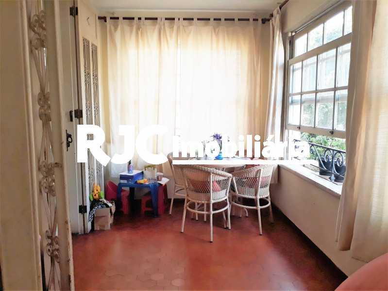 FOTO 20 - Casa 4 quartos à venda Rio Comprido, Rio de Janeiro - R$ 890.000 - MBCA40157 - 21
