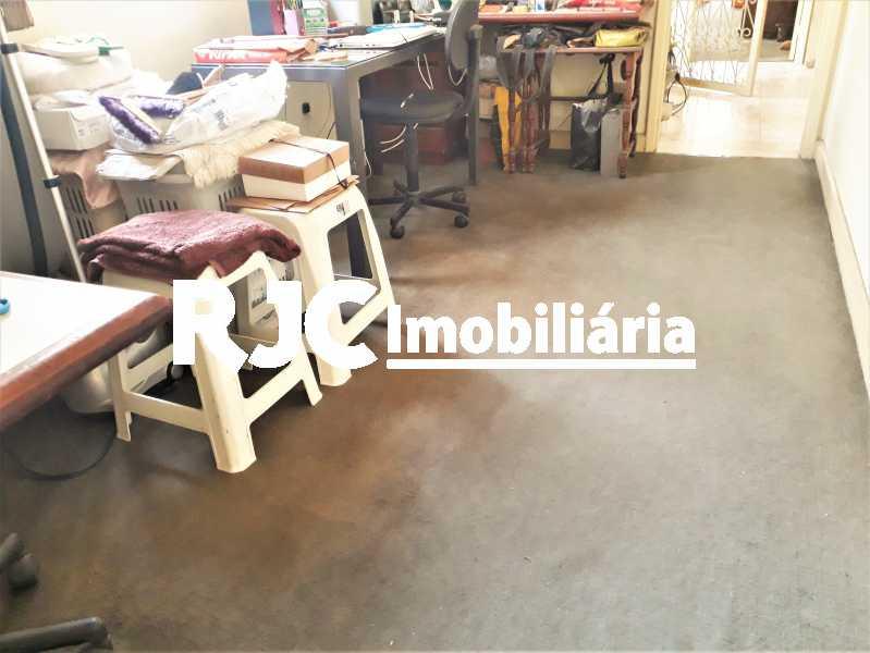 FOTO 22 - Casa 4 quartos à venda Rio Comprido, Rio de Janeiro - R$ 890.000 - MBCA40157 - 23
