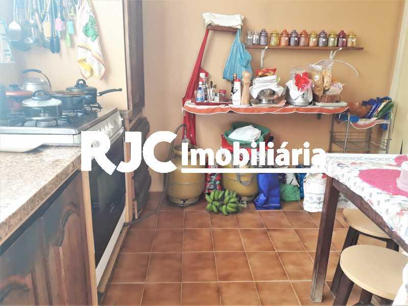 FOTO 25 - Casa 4 quartos à venda Rio Comprido, Rio de Janeiro - R$ 890.000 - MBCA40157 - 26