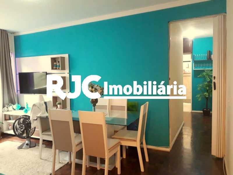 1 - Apartamento 2 quartos à venda Rocha, Rio de Janeiro - R$ 290.000 - MBAP24533 - 1