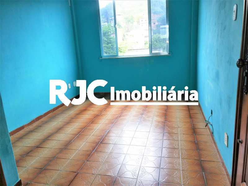 FOTO 1 - Apartamento 2 quartos à venda Del Castilho, Rio de Janeiro - R$ 175.000 - MBAP24548 - 1