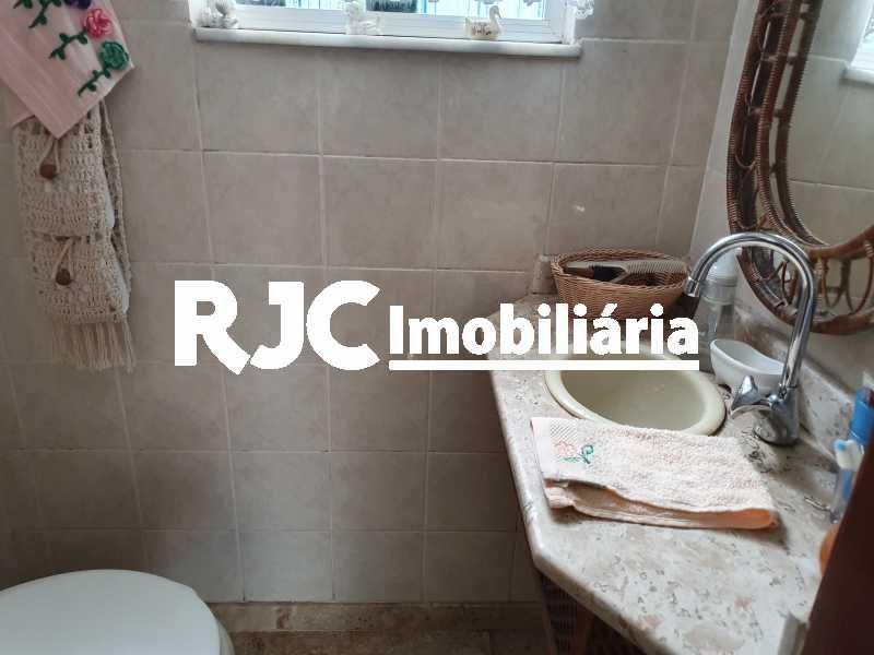 6 lavabo - Casa 5 quartos à venda Grajaú, Rio de Janeiro - R$ 1.680.000 - MBCA50078 - 18