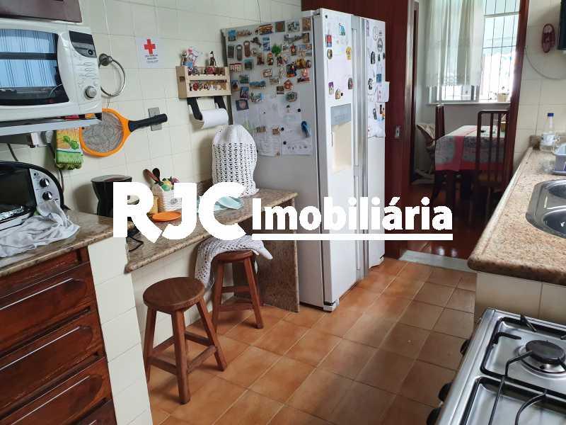 7 cozinha - Casa 5 quartos à venda Grajaú, Rio de Janeiro - R$ 1.680.000 - MBCA50078 - 20