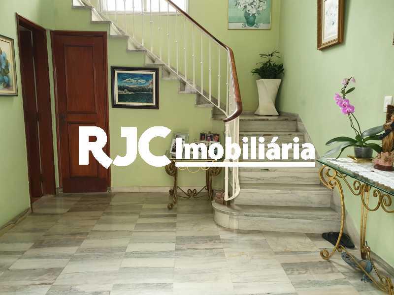 10 hall - Casa 5 quartos à venda Grajaú, Rio de Janeiro - R$ 1.680.000 - MBCA50078 - 5