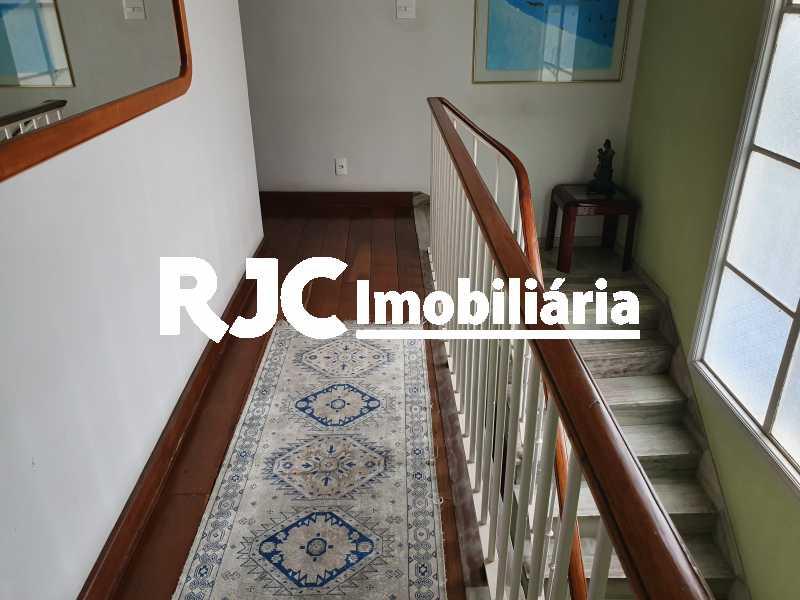 18 corredor - Casa 5 quartos à venda Grajaú, Rio de Janeiro - R$ 1.680.000 - MBCA50078 - 6
