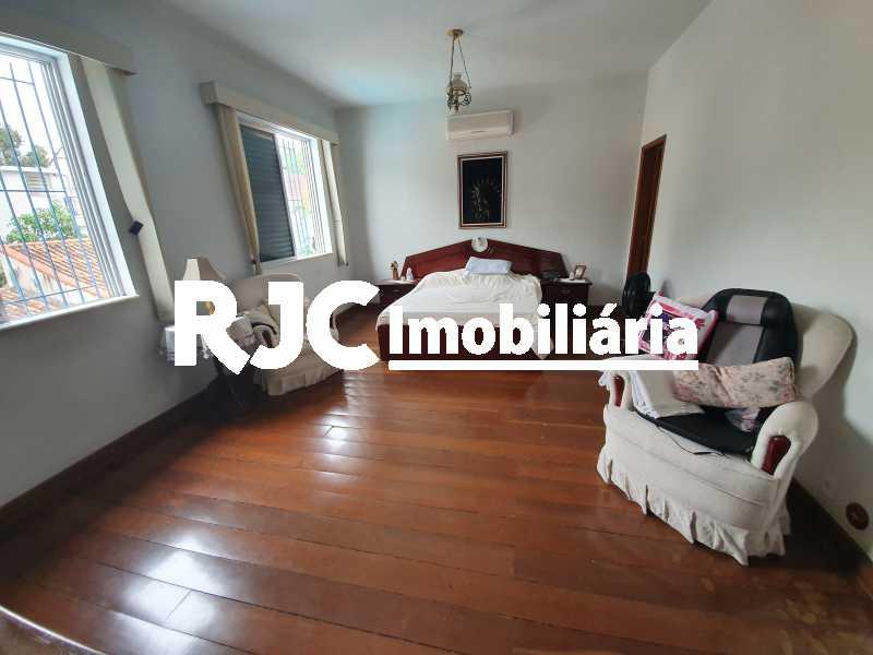 20 suite master - Casa 5 quartos à venda Grajaú, Rio de Janeiro - R$ 1.680.000 - MBCA50078 - 3