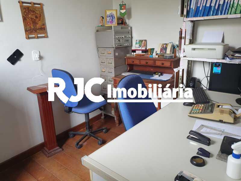 22 escritorio suite - Casa 5 quartos à venda Grajaú, Rio de Janeiro - R$ 1.680.000 - MBCA50078 - 15