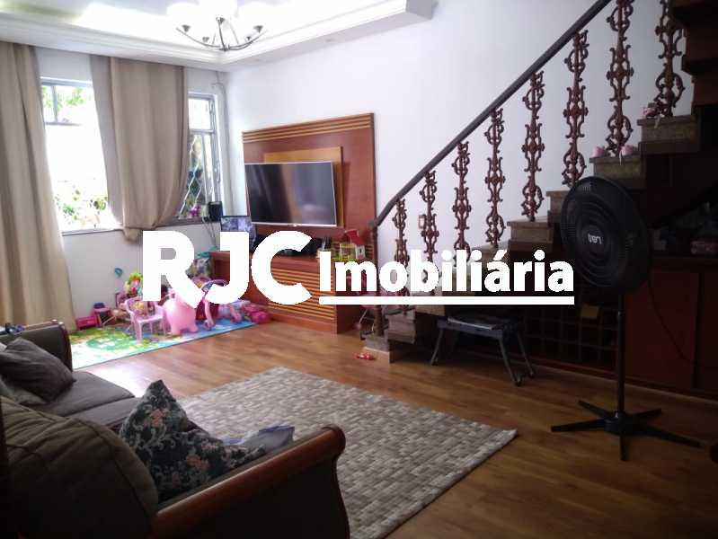 3 - Casa 3 quartos à venda Tijuca, Rio de Janeiro - R$ 975.000 - MBCA30188 - 5