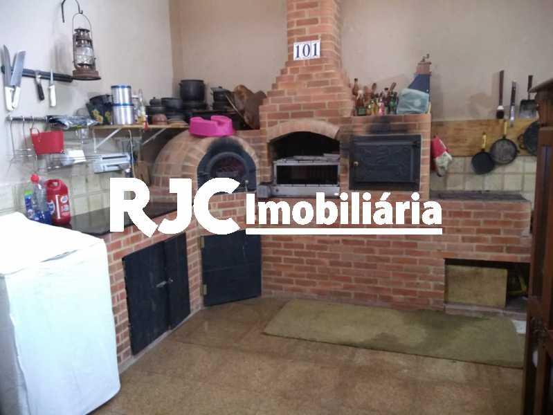 8 - Casa 3 quartos à venda Tijuca, Rio de Janeiro - R$ 975.000 - MBCA30188 - 12