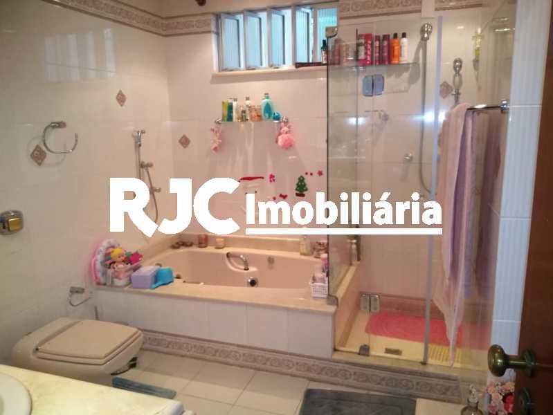 17 - Casa 3 quartos à venda Tijuca, Rio de Janeiro - R$ 975.000 - MBCA30188 - 23