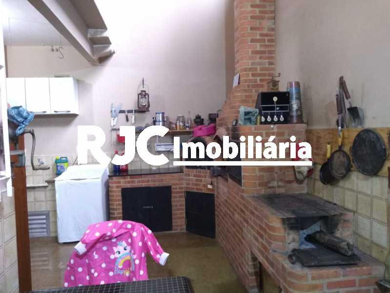 21 - Casa 3 quartos à venda Tijuca, Rio de Janeiro - R$ 975.000 - MBCA30188 - 27