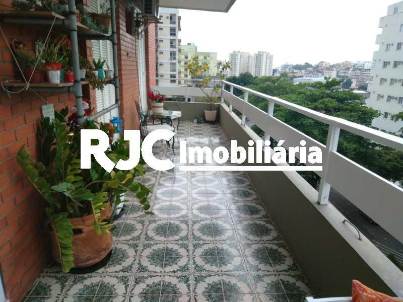 4 - Apartamento 3 quartos à venda Engenho de Dentro, Rio de Janeiro - R$ 460.000 - MBAP32855 - 5
