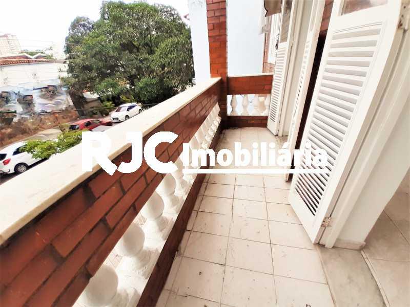 FOTO 1 - Casa 3 quartos à venda Tijuca, Rio de Janeiro - R$ 649.000 - MBCA30189 - 1