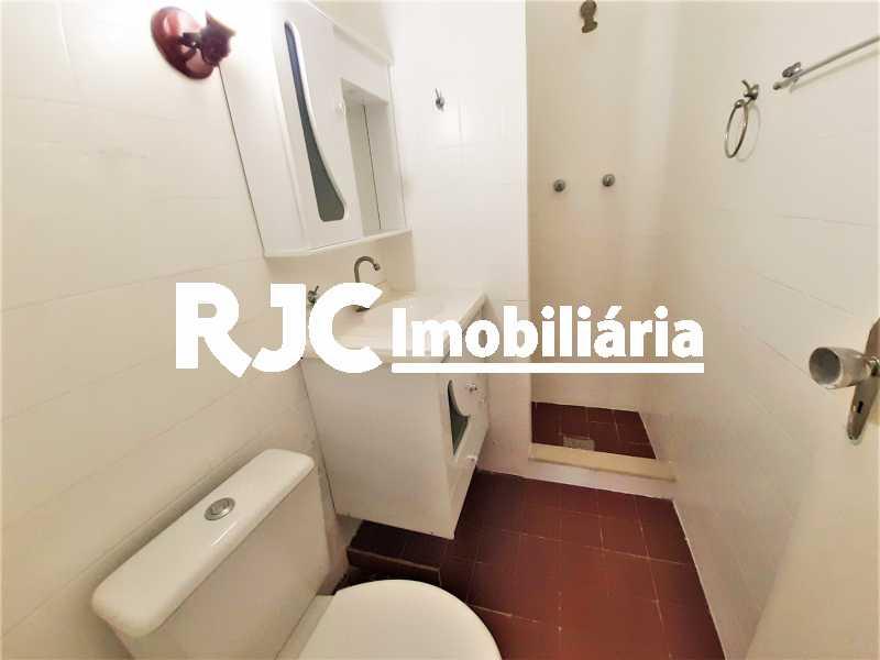 FOTO 5 - Casa 3 quartos à venda Tijuca, Rio de Janeiro - R$ 649.000 - MBCA30189 - 6