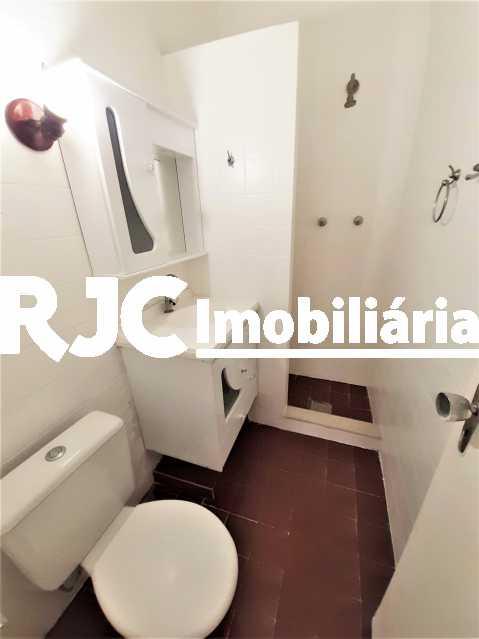 FOTO 6 - Casa 3 quartos à venda Tijuca, Rio de Janeiro - R$ 649.000 - MBCA30189 - 7