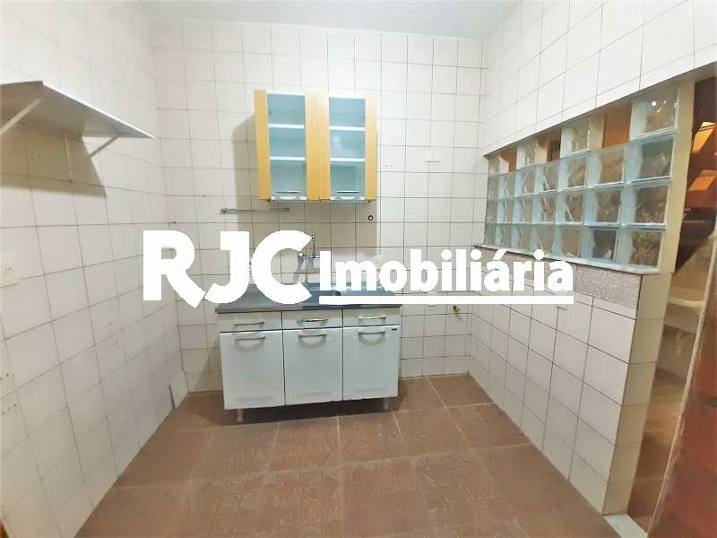 FOTO 9 - Casa 3 quartos à venda Tijuca, Rio de Janeiro - R$ 649.000 - MBCA30189 - 10