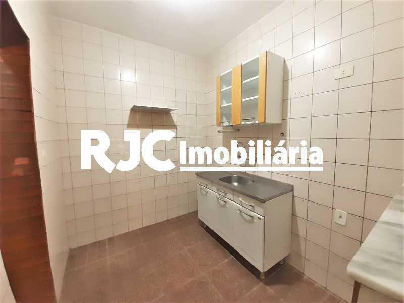 FOTO 10 - Casa 3 quartos à venda Tijuca, Rio de Janeiro - R$ 649.000 - MBCA30189 - 11