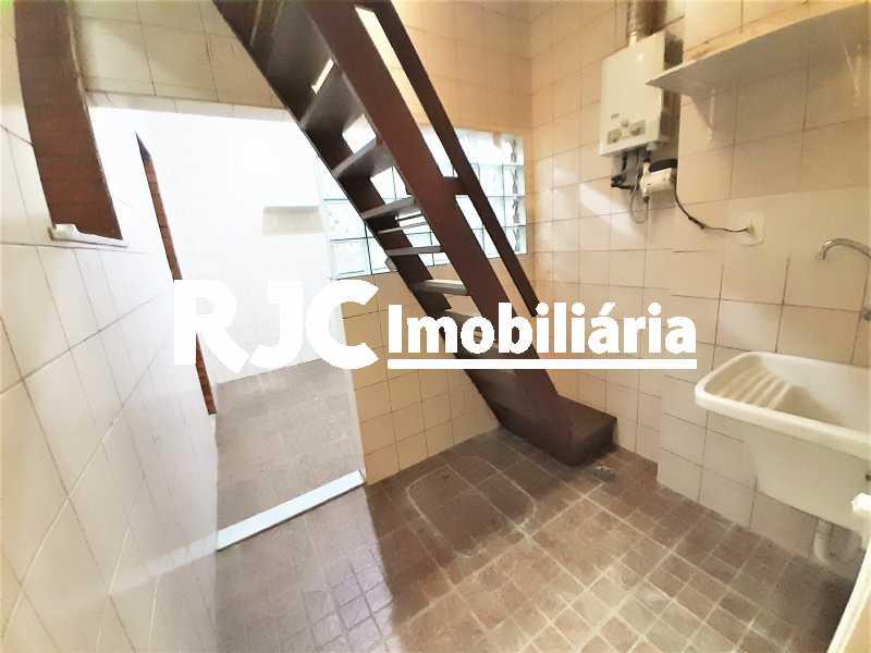 FOTO 11 - Casa 3 quartos à venda Tijuca, Rio de Janeiro - R$ 649.000 - MBCA30189 - 12