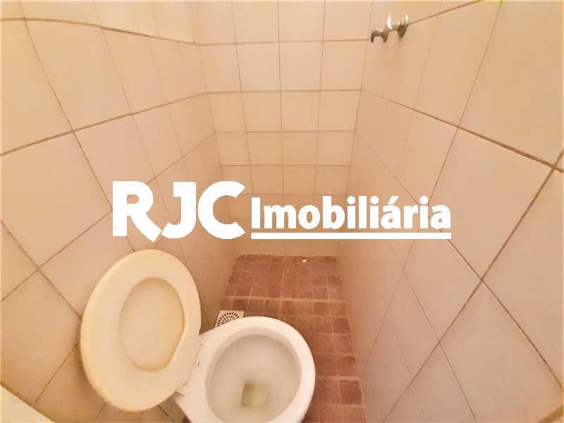 FOTO 13 - Casa 3 quartos à venda Tijuca, Rio de Janeiro - R$ 649.000 - MBCA30189 - 14