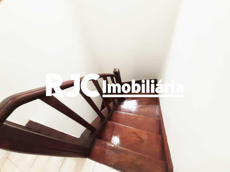 FOTO 14 - Casa 3 quartos à venda Tijuca, Rio de Janeiro - R$ 649.000 - MBCA30189 - 15