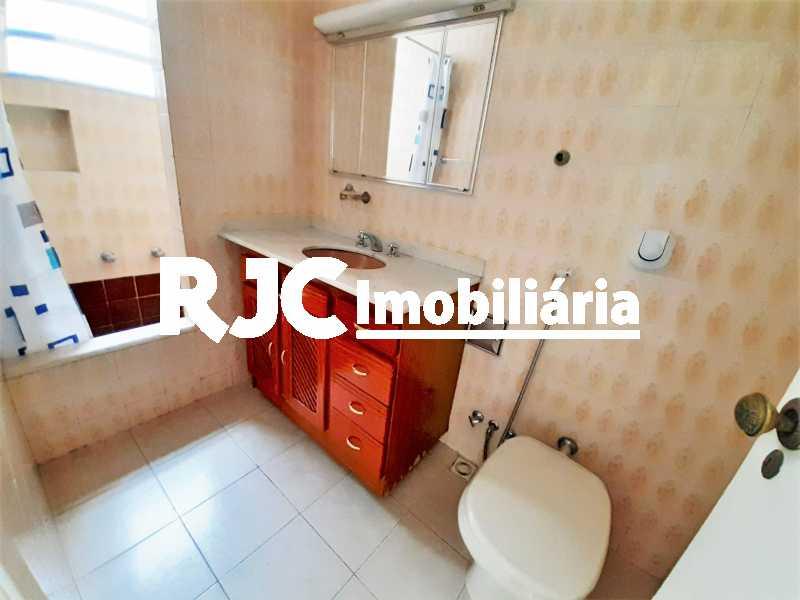 FOTO 17 - Casa 3 quartos à venda Tijuca, Rio de Janeiro - R$ 649.000 - MBCA30189 - 18