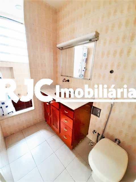FOTO 18 - Casa 3 quartos à venda Tijuca, Rio de Janeiro - R$ 649.000 - MBCA30189 - 19