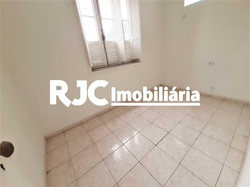 FOTO 21 - Casa 3 quartos à venda Tijuca, Rio de Janeiro - R$ 649.000 - MBCA30189 - 22