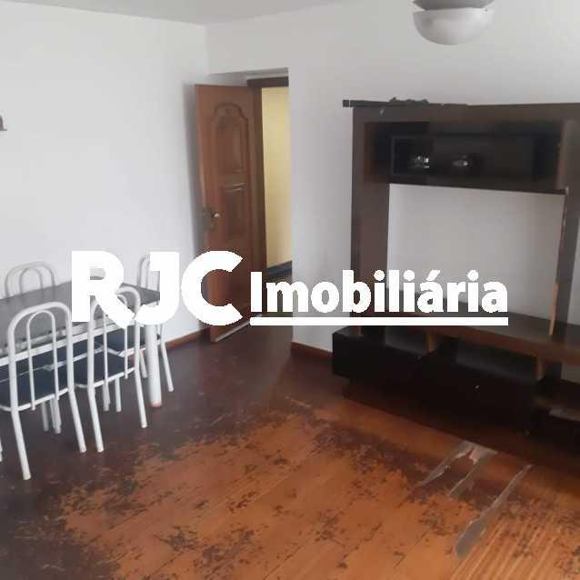 A - Apartamento 3 quartos à venda Catumbi, Rio de Janeiro - R$ 205.000 - MBAP32893 - 1