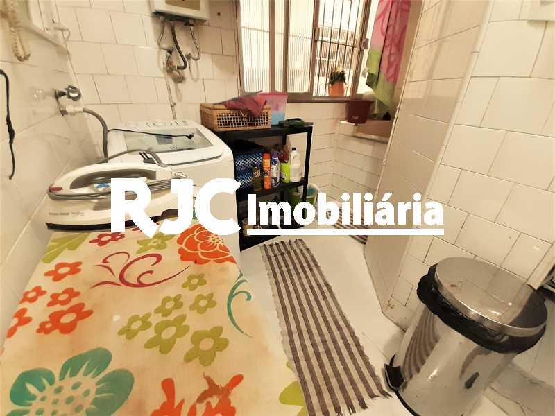FOTO 22 - Apartamento 2 quartos à venda Flamengo, Rio de Janeiro - R$ 890.000 - MBAP24657 - 22