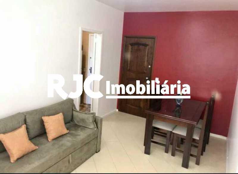 01 - Apartamento 1 quarto à venda Botafogo, Rio de Janeiro - R$ 580.000 - MBAP10844 - 1