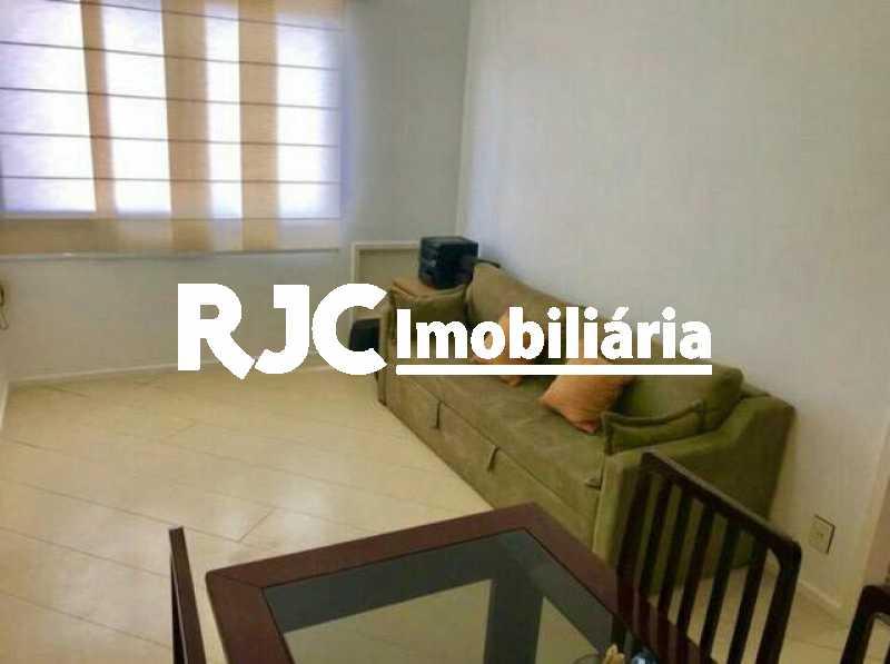 02 - Apartamento 1 quarto à venda Botafogo, Rio de Janeiro - R$ 580.000 - MBAP10844 - 3