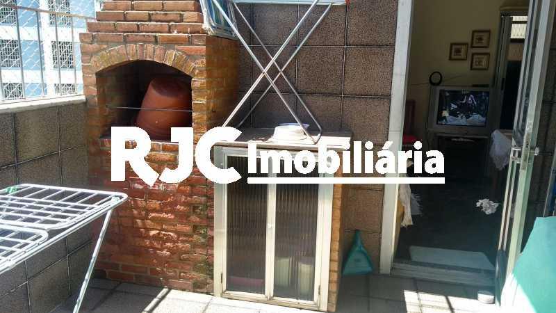 IMG_20200209_104129382_HDR - Cobertura 2 quartos à venda Praça da Bandeira, Rio de Janeiro - R$ 360.000 - MBCO20157 - 7