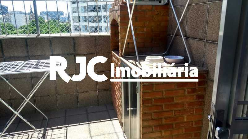 IMG_20200209_104454193_HDR - Cobertura 2 quartos à venda Praça da Bandeira, Rio de Janeiro - R$ 360.000 - MBCO20157 - 25