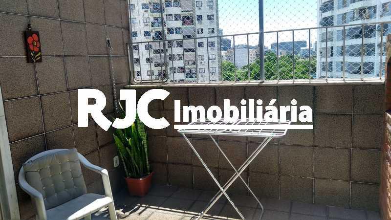 IMG_20200209_104457682_HDR - Cobertura 2 quartos à venda Praça da Bandeira, Rio de Janeiro - R$ 360.000 - MBCO20157 - 26