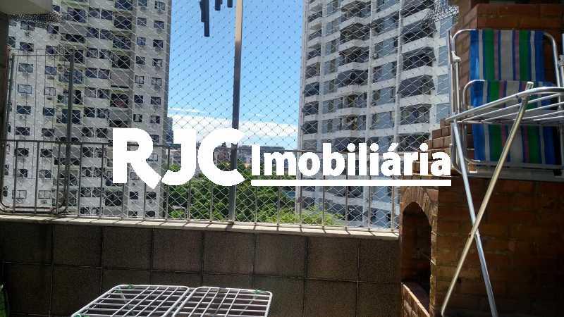 IMG_20200209_104504759_HDR - Cobertura 2 quartos à venda Praça da Bandeira, Rio de Janeiro - R$ 360.000 - MBCO20157 - 27