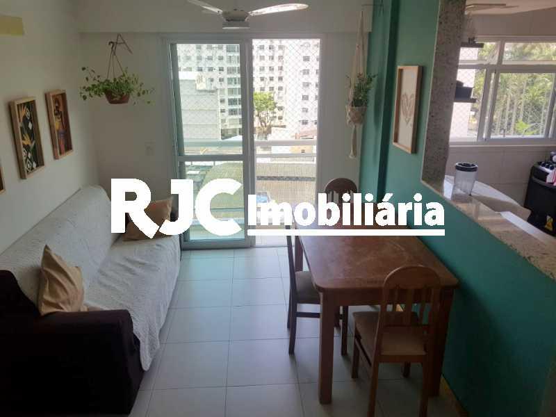 2   Sala. - Cobertura 3 quartos à venda Praça da Bandeira, Rio de Janeiro - R$ 920.000 - MBCO30340 - 3