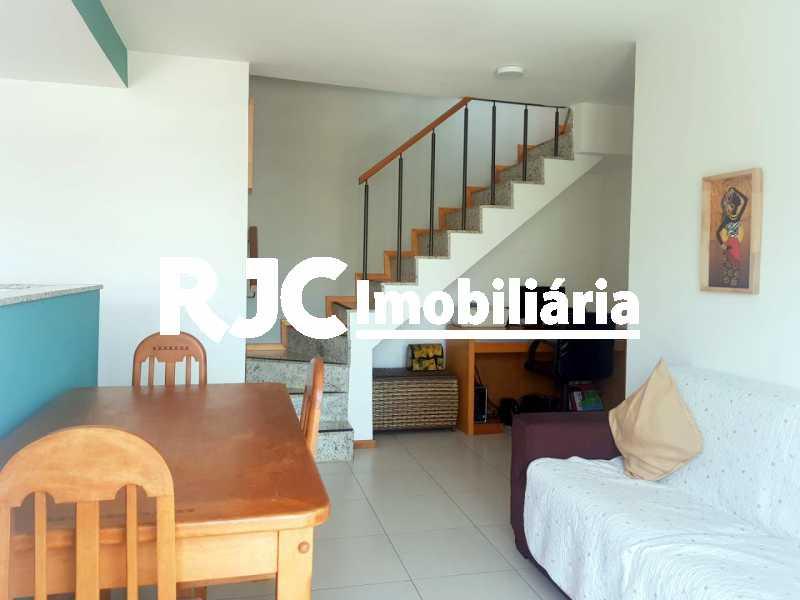 3    Sala. - Cobertura 3 quartos à venda Praça da Bandeira, Rio de Janeiro - R$ 920.000 - MBCO30340 - 4